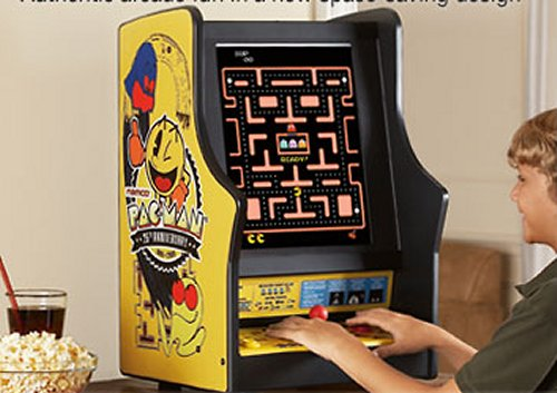 Tabletop Pac-Man arcade game for home