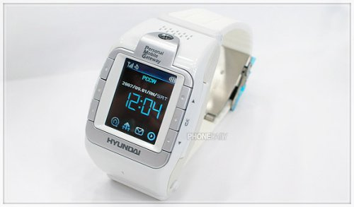 Hyundai GSM phone wristwatch