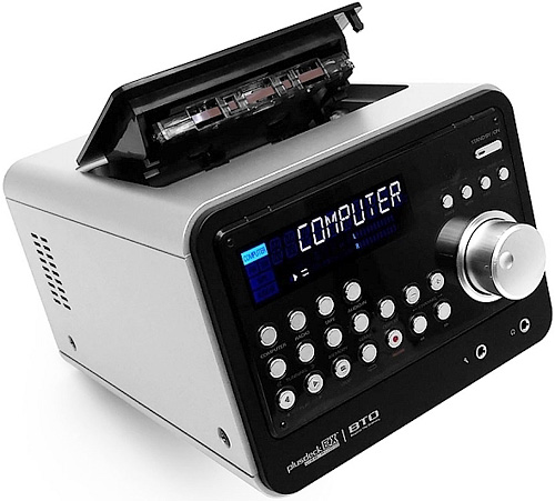 Convert cassettes to MP3 with plusdeckEX