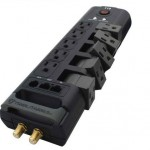 New Tributaries power strip does swivel action