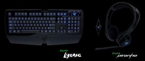 Razer Lycosa gaming keyboard is customizable, fast and illuminated