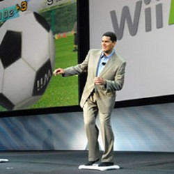 Reggie Fils-Amie, Nintendo America CEO, says Wii supply won't keep up with demand