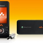 Sony Ericsson W580i Walkman phone now available