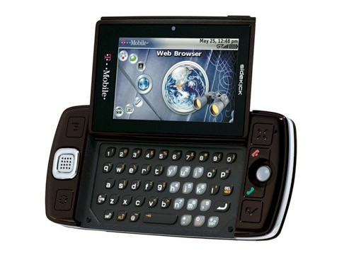 Sidekick LX from T-Mobile