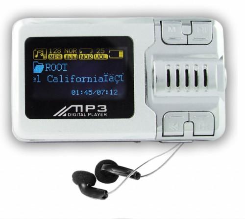 4GB mini MP3 player
