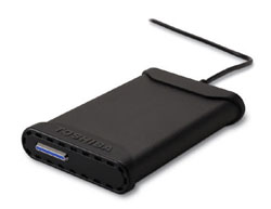 Toshiba 250GB USB 2.0 Portable External Hard Drive