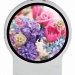 Toshiba develops circular LCD screen