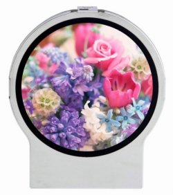 Toshiba develops circle-shaped LCD monitor