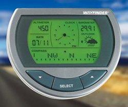 21st century compass from Wayfinder