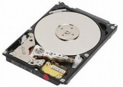 Western Digital announced that it broke a record for hard drive density.