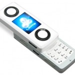 Sick Brick: Mini Boombox GSM Cell Phone