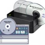 Casio makes printing CD labels easier