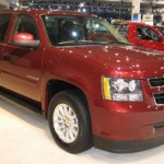 LA Auto Show: Chevy Tahoe Hybrid named 2008 Green Car of the Year