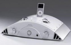The Lars & Ivan Hybrid iPod Dock