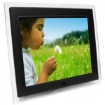 EDGE launches 12″ digital picture frame with MP3