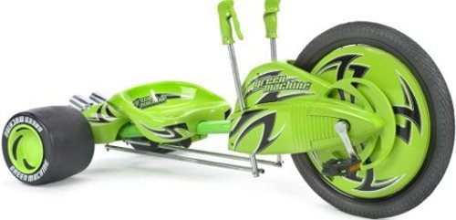 Big Green Machine >> Huffy Green Machine 2 The Big Wheel Evolves Slipperybrick Com