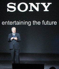 Sony CEO says high-def format war has no winner