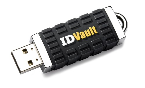 ID Vault remembers and protects your online logins and financial information