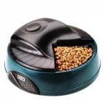 Programmable food dish will be your pet's best friend