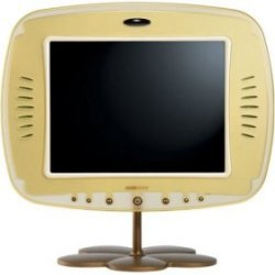 The Hannspree Flora retro 12″ TV
