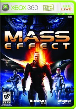 Mass Effect role playing game launches today