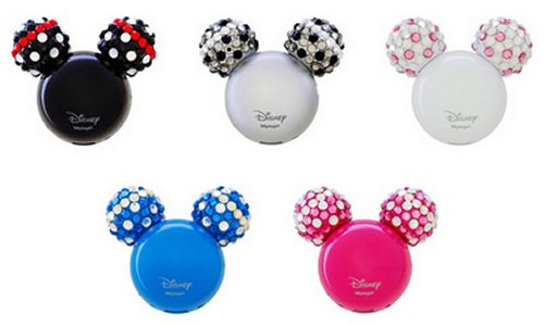 Mickey Mouse MP3 player with Swarovski ears