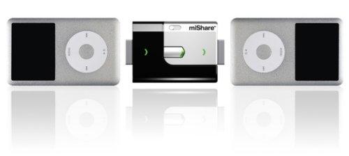 iPod on iPod sharing