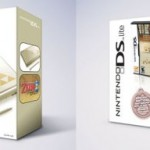 Nintendo DS Lite bundles in rose & gold