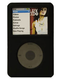 PDO TopSkin for iPod Classic