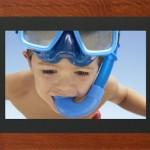PhotoVu unveils 17-inch wireless photo frame