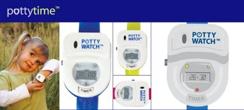 Potty Time watch
