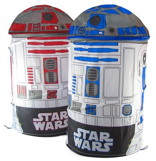 R2-D2 laundry basket