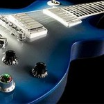 The Gibson Les Paul robot guitar