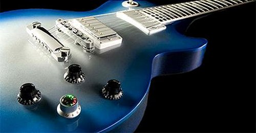 Gibson Les Paul robot guitar