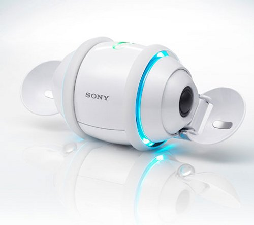 Sony rolls out Christmas Rolly