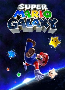 Nintendo Super Mario Galaxy sales