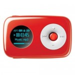 Creative MP3 player sports Target colors