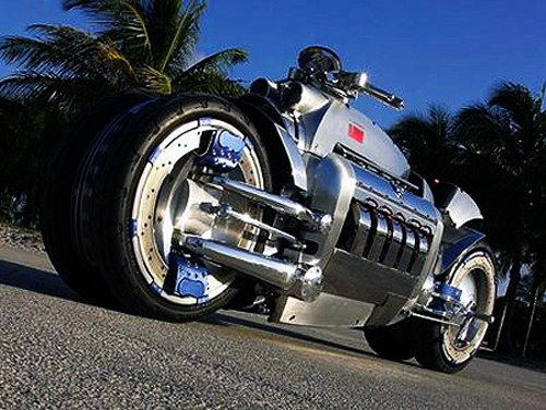 The Dodge Tomahawk I