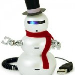 USB Snowbot will assimilate your cold geek heart
