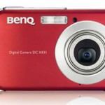 New BenQ camera does slim eight megapixels
