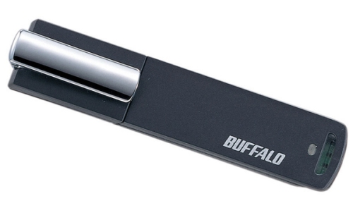 Buffalo SHD-U32GS 32GB TurboUSB flash memory