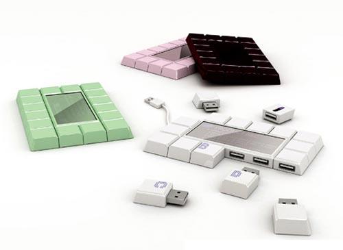 The chocolate bar portable HDD