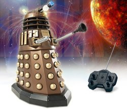 Doctor Who R/C voice command Dalek