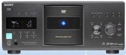 Sony DVP-CX995V 400 disc DVD changer