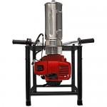 Gas-powered blender mixes drinks via 43cc engine