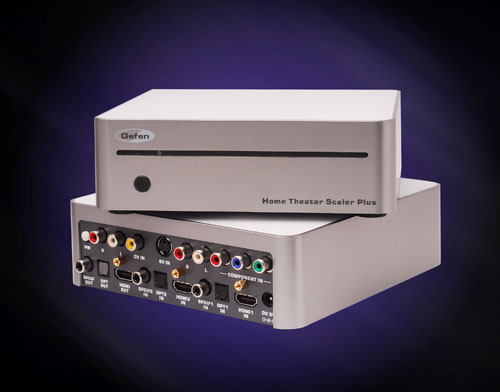 Gefen Home Theater Scaler Plus
