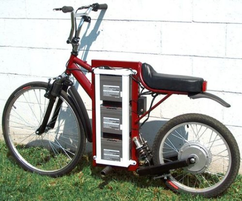 The LongRanger electric bike