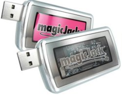MagicJack USB Unlimited Calling for a Year for $39.95