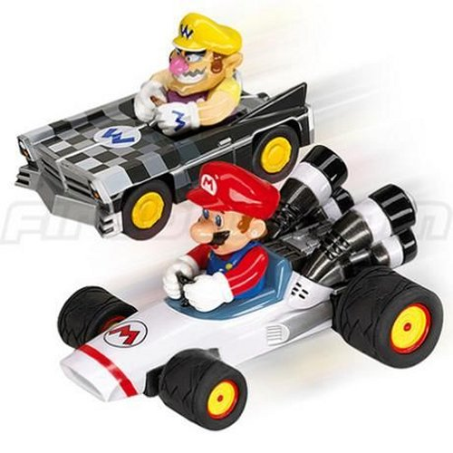 Mario Kart Slot Car Set