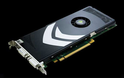 Nividia GeForce 8800 GTS 512 MB